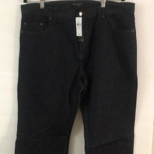 NWT Banana Republic Straight Leg 36 x 34 jeans